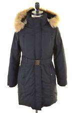 PEPE JEANS manteau femme taille 12 moyen en nylon noir