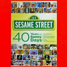 SESAME STREET ● 40 YEARS OF SUNNY DAYS ● 2009 DVD 2-Disc Set ● Fun Facts Secrets