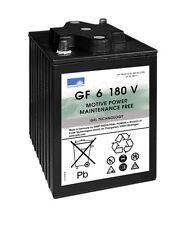 4 x Gel Akku/Batterie 6 V / 180 Ah für Columbus Reinigungsautomat ARA 80 BM 100