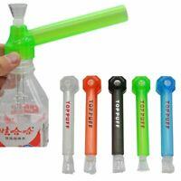 Hookah Screw on Bottle Converter Water Bong Glass Pipes Pipe Smoking smoke Herb