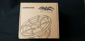 WET SOUNDS 10 INCH FREE AIR MARINE SUBWOOFER