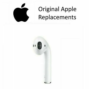 Genuine Apple 2nd Generation AirPods, Left Side AirPod Replacement - A2031
