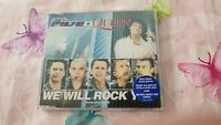 Five + Queen (CD1) - We Will Rock you ( 2000) NEAR MINT CONDITION,GOOD AS NEW!!