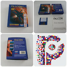 Falcon Mission Disk Vol 1 A Game for the Atari ST Computer tested & working