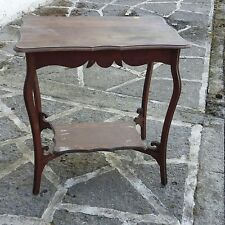 Ancienne table d'appoint, sellette