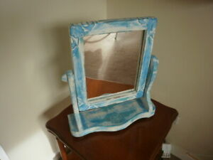 DRESSING TABLE MIRROR SHABBY CHIC