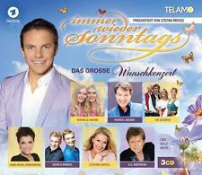 IMMER WIEDER SONNTAGS - Das grosse Wunschkonzert  (2015)  3 CD's