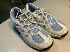 Z COIL Women's White/Lavender Orthotic Shoes Size 8W