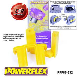 PFF85-532 Powerflex Fits Audi TT MK2 8J (2007-2014) Upper Engine Mount Insert