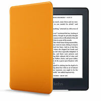 Kobo Nia Case, Kobo Nia Cover - Slim Light, Smart Auto Sleep Wake - Yellow