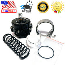 TiAl Q Bv50 Black 50mm Blow Off Valve (Bov) - Up to 35Psi - 6Psi + 18Psi Springs