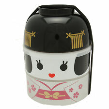 1pc Japanese BIG Kokeshi Maihime Bento box for Made In Japan #280-368