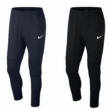 Nike Trainingshose Sporthose Jogginghose Herren Männer aus DryFit Material blau