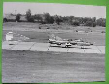 Sammlung NVA Foto Bremsfallschirm MiG-21 LSK/LV DDR