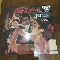 ESPANA, ATAULFO ARGENTA, LSO 180 GRAM VINYL LP, SPEAKERS CORNER RECORDS GERMANY
