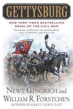Gettysburg: A Novel of the Civil War, Gingrich, Newt, Forstchen, William R., Goo