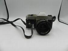 Hanimex 35mm W/accessories 35Sl Film Camera