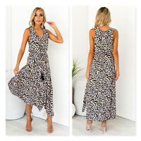 LABEL OF LOVE Womens Size S or 8 Love No More Animal Print Dress NEW + TAGS