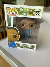 Gus Fring Breaking Bad Funko Pop Figurine Rare Vaulted