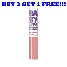 Maybelline Lipgloss Baby Lips 5ml Life's A Peach 25