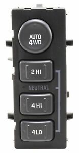 4WD Switch CARQUEST 53-20711