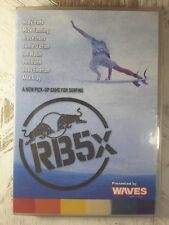 Surfing DVD - RB5x by Waves - Redbull 2005 - Andy Irons / Ben Dunn / Alex Gray