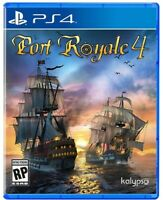 Port Royal 4 for PlayStation 4 [New Video Game] PS 4