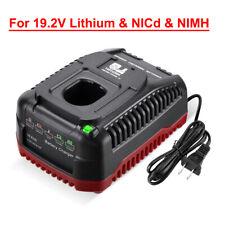 Battery Charger For Craftsman 9.6V-19.2V Li-ion NiCd NiMh C3 DieHard 13239003 Us