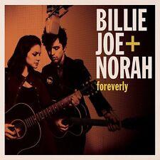 BILLIE JOE ARMSTRONG & NORAH JONES FOREVERLY CD ALTERNATIVE ROCK 2013 NEW