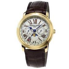 Men's Quartz (Battery) Analogue Moon Phase Wristwatches