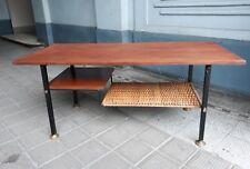 Coffee Table & Magazine Rack Stile Scandinavo Mid Century