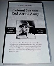 Colonel Joe and the Red Arrow Army (VHS+FREE DVD) Westnedge 126th Infantry 32nd