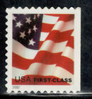 3624 Flag US Booklet Single Mint/nh (Free Shipping)