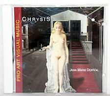 CD CHRYSIS - Pro Art Visual Music - JEAN MARIE DORVAL
