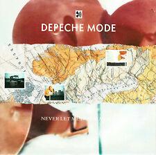 """Depeche Mode-Never let me down again > 7"""" Vinyl single"""