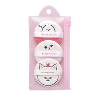 [ETUDE HOUSE] My Beauty Tool Jam Air Puff (Bundle) 1pack (3ea)