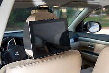 Universal Car Headrest Mount Tablet & Smartphone Holder-iPad Mini,iPhone,Kindle+