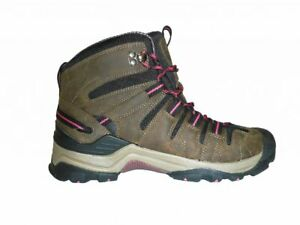 Keen Gypsum Waterproof Mid Hiking Boots Us 7 Womens Olive/Slate/Rose