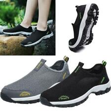 Mens Quick Dry Non-slip Sport Water Shoes Beach Board Camping Walking Sneaker