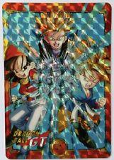 Carte dragon ball Super Battle Prism Fancard Hors-Série Part 7 Card Not Official