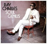 RAY CHARLES - SOUL GENIUS  2 CD NEW+
