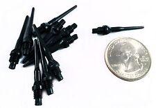 250 Black Tufflex II standard Soft Dart Tips 2ba Tufflex Strong Point Plastic