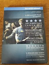 The Social Network (DVD, 2011, 2-Disc Set)