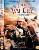 The Last Valley (1971, James Clavell) DVD NEW
