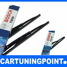 Bosch Limpiaparabrisas delantero trasero BMW Serie 5 Touring [E34] 602s h425