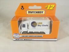 Matchbox German Exclusive Boxed #12 Scissors Truck- Lsg Sky Chefs Catering Rare