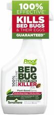 Bed Bug Killer Protection Insects Pest Control Fast Safe People Pets Quick Easy