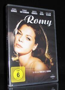 DVD ROMY (Schneider) - IHR LEBEN - JESSICA SCHWARZ + THOMAS KRETSCHMANN * NEU *