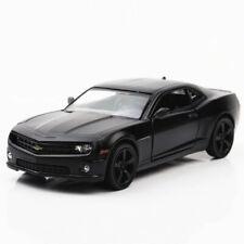 1:36 Chevrolet Camaro Car Model Alloy Diecast Toy Vehicle Black Gift Pull Back