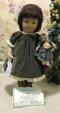"R John Wright Rachel Sunday Best, 17"" felt, gorgeous Limited 39 Out Of 250 Made"